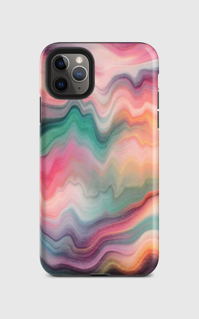 Rainbow Marble - iPhone