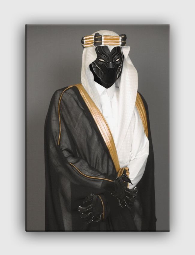 Saudi Black Panther  - undefined