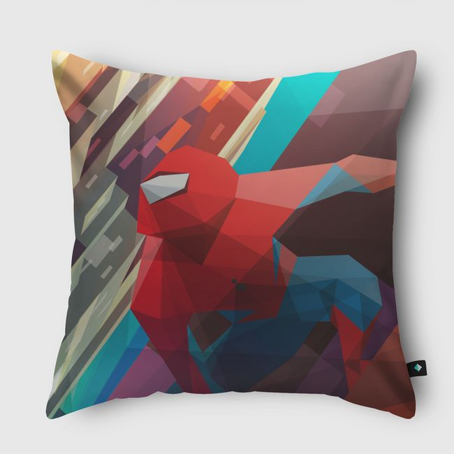 Hang Man - Throw Pillow