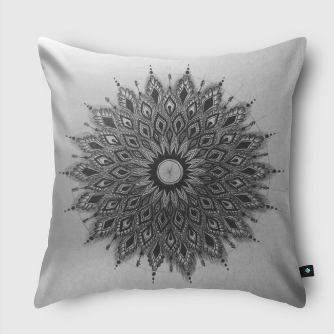 Gray mandala - undefined