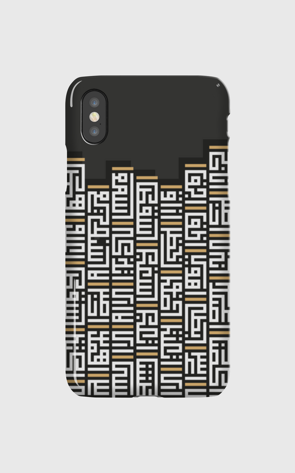 Kufi retro touch  iPhone