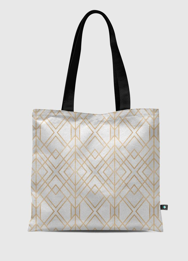 Golden Geo - Tote Bag