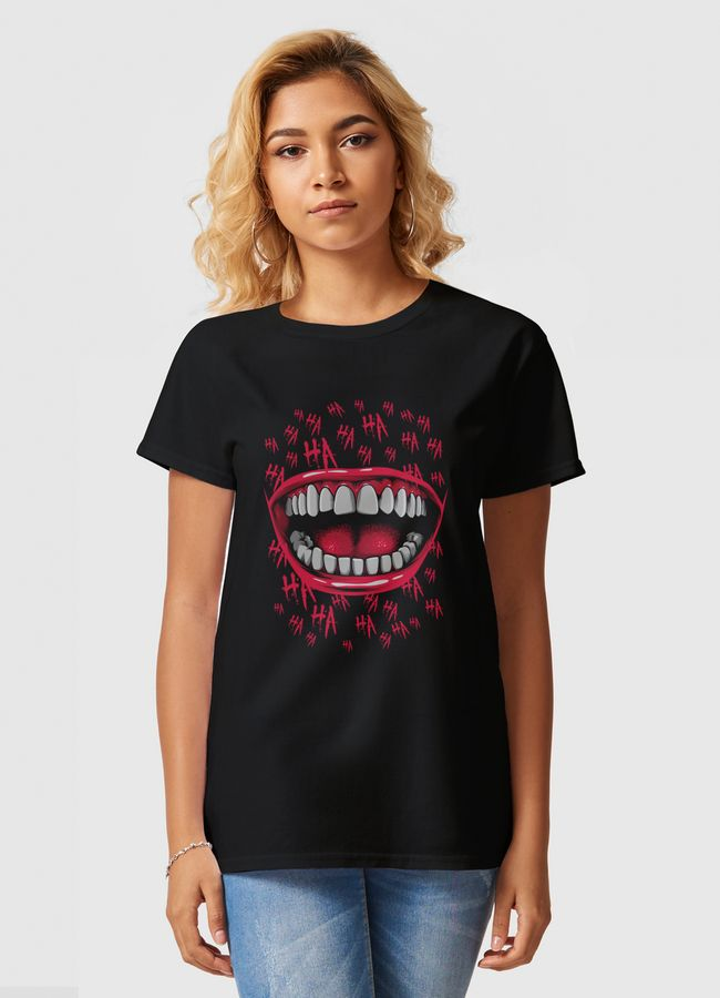 Crazy laugh - undefined