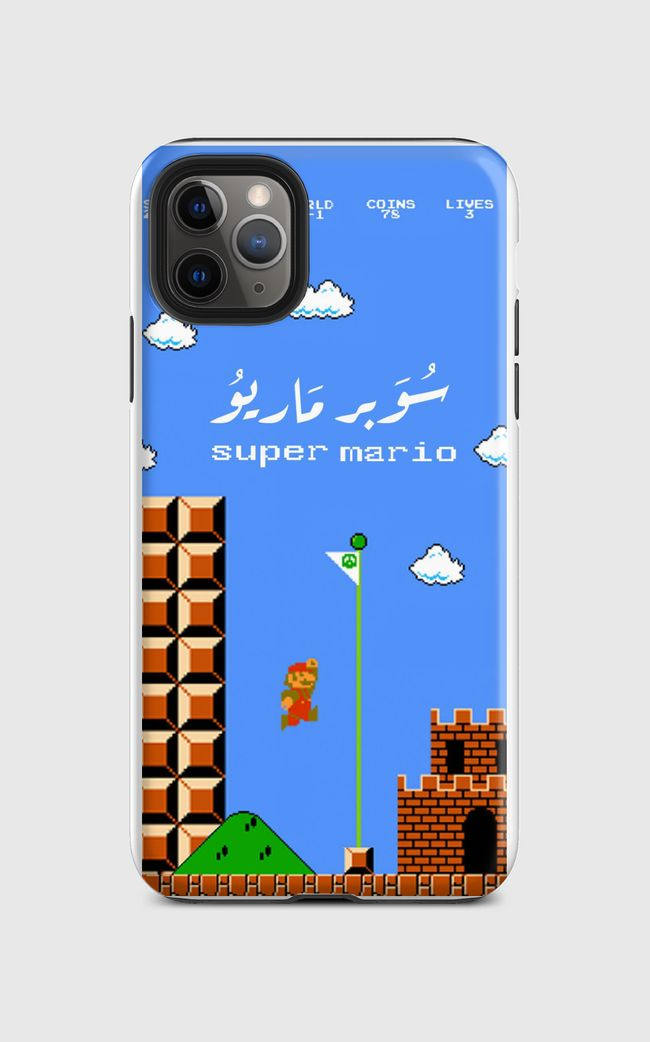 super mario - iPhone