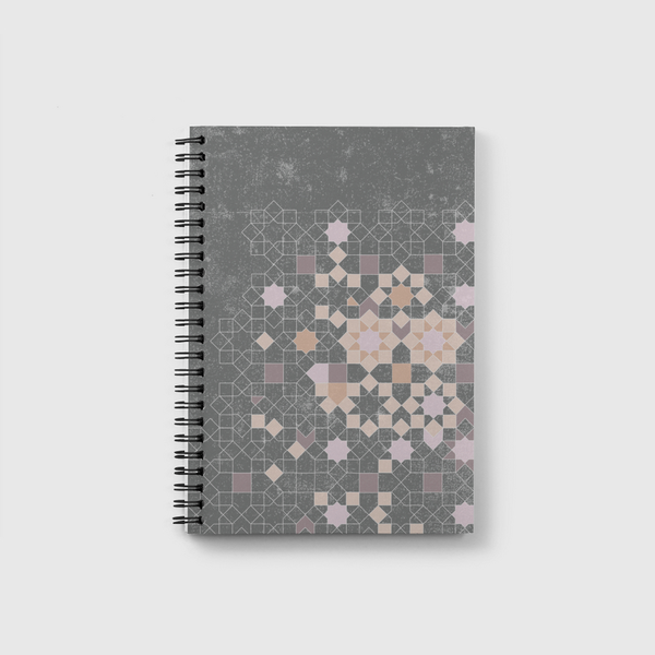 ISLAMIC PATTERNS REDEFINED Notebook