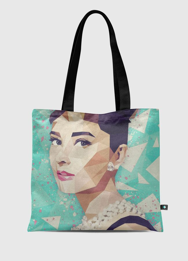 The Hepburn Class - Tote Bag