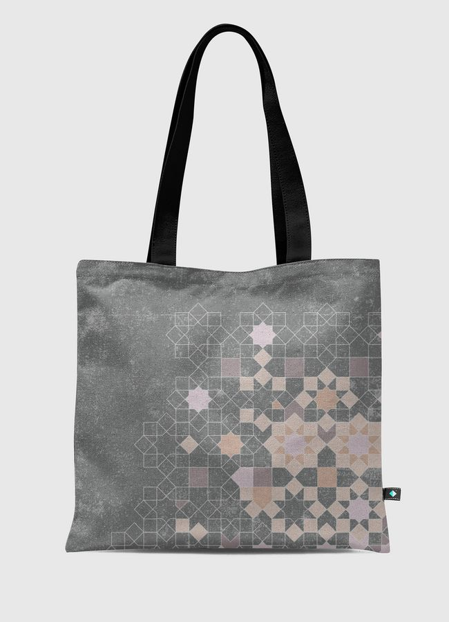 ISLAMIC PATTERNS REDEFINED - Tote Bag
