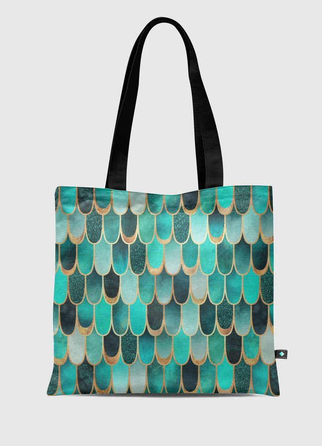 Mermaid Scales - Tote Bag