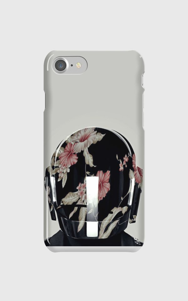 the floral helmet iPhone