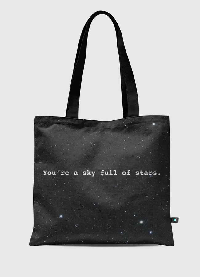 Sky full of stars  - Tote Bag