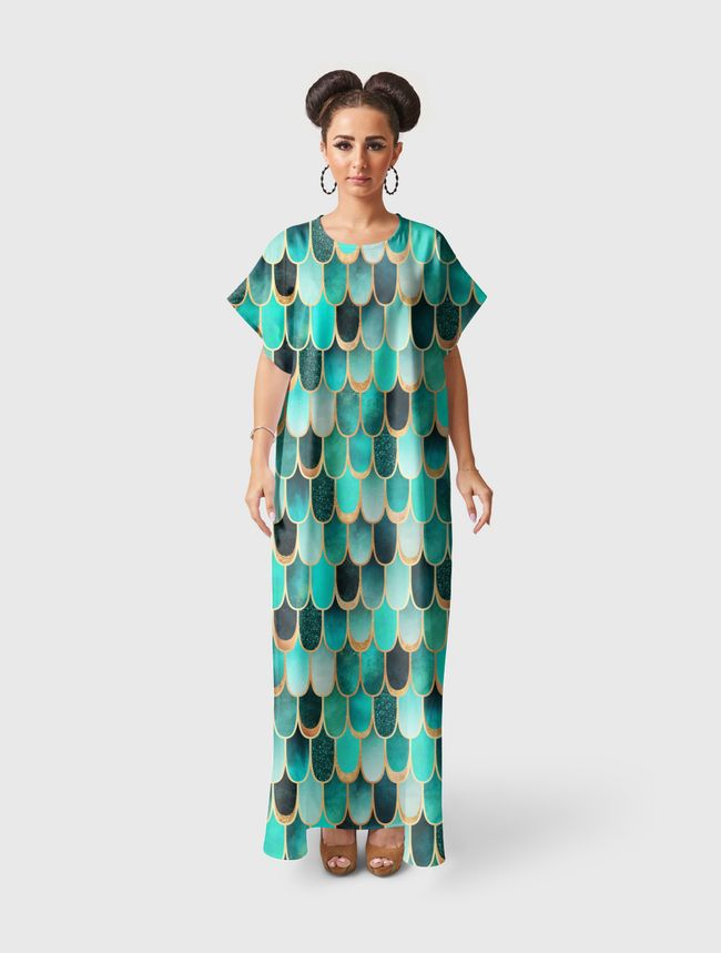 Mermaid Scales - Women Dress