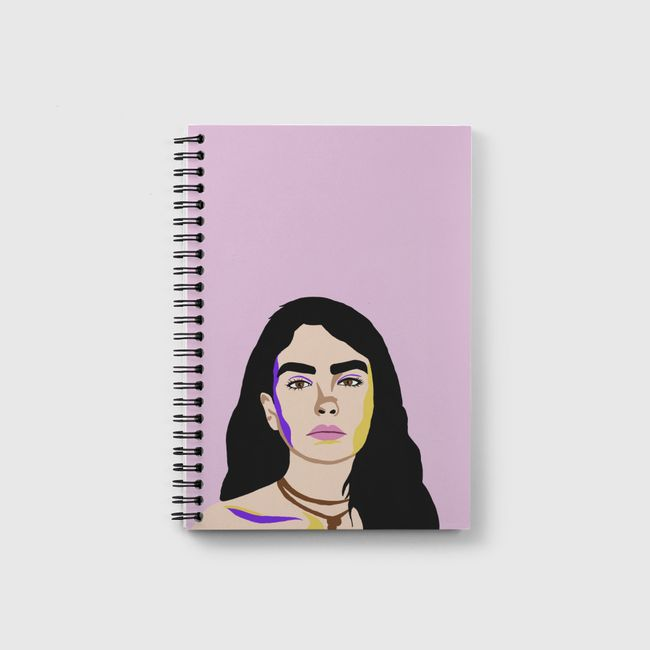 Pink love - Notebook