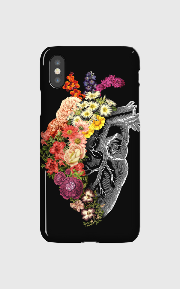 Flower Heart Spring iPhone