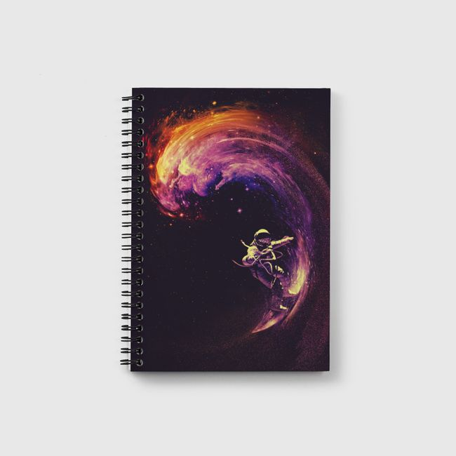 Space Surfing - Notebook