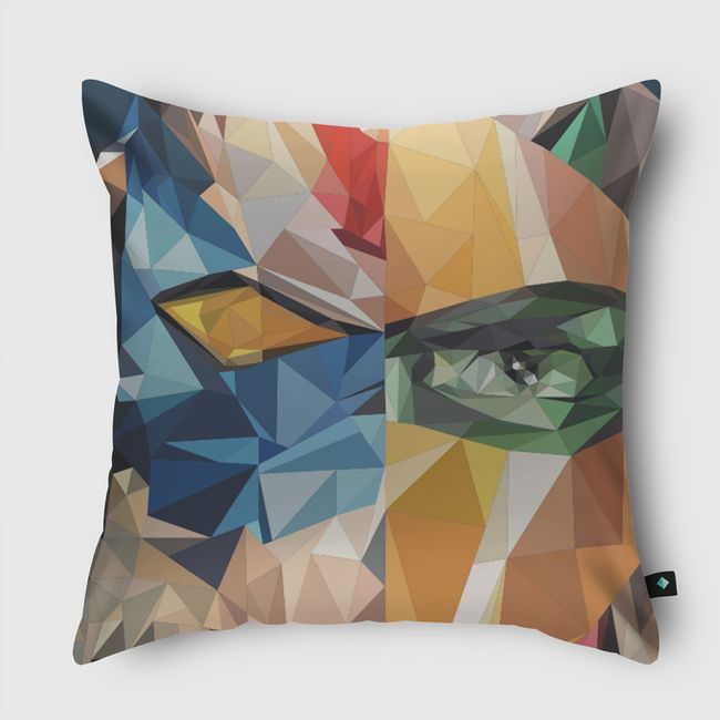 Duke fleet | Grendizer 2 - Throw Pillow