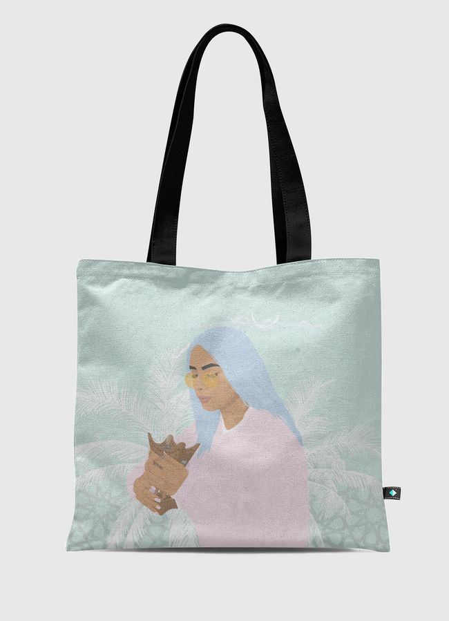 Bokhor Girl - Tote Bag